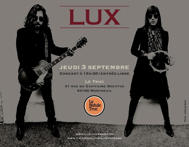 LUX-Le truc web